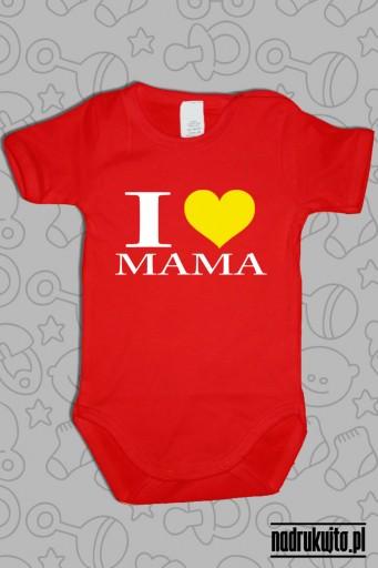 Kocham Mamę - I Love Mama