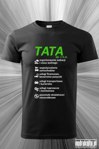 TATA Sp. z o.o. - Koszulka z nadrukiem